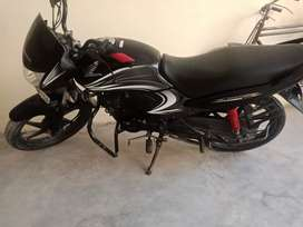 Nice bike and good condition