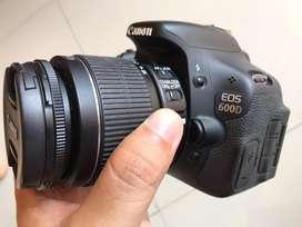 Bekas canon 600D mulus