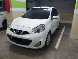 Nissan March 1.2 XS AT Putih Sgt Mulus a.n Sdri, Low Km. Pmkai Lsg.