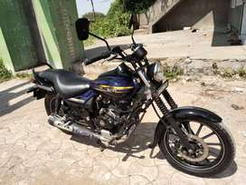 Avenger 150 2017 to candition