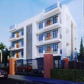 3Bhk beautiful apartment at Sewali Path