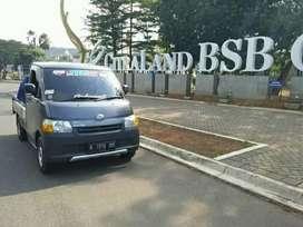 Rental mobil pickup & angkutan barang dll Area BSD Tangerang