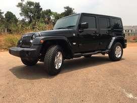 Jeep Wrangler JK sport 3.6 pentastar 4 x 4 2012 AT km 37.000