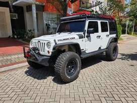 Jeep rubicon anniversary 10th 2013