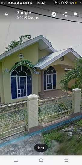 Rumah dijual atau dikontrakan /Perumahan Griya Kutilang Permai