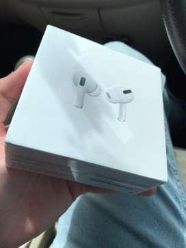 Apple Airpods Pro New Original Segel Baru