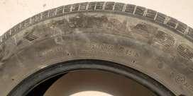Swift dzire original 1 Tyre, only few KM run almost new