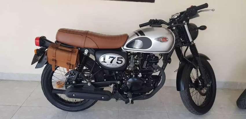 Kawasaki W175 Special Edition 0