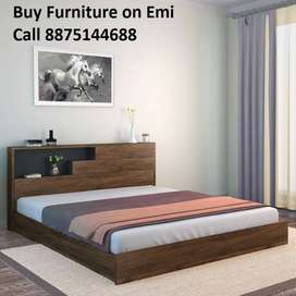 Offer Buy New Single bed 1849, Double bed 3699/-only Factory Open