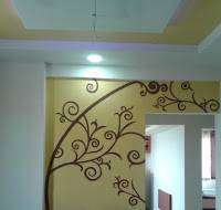 2 BHK ,flat, Furnished ,hirawadi- panchavati, 5 yrs old built..