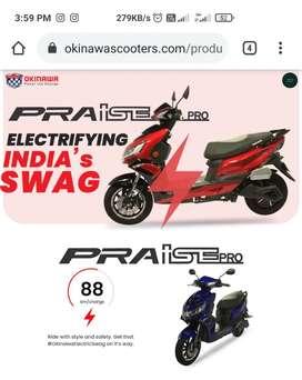 Okinawa electric bike