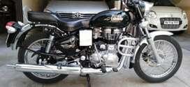 Bullet 350es new condition for sale black colour negotiable price