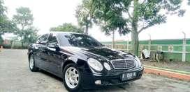 Mercedes benz w211 e200 2005