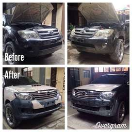 Fortuner Old Model to New Model Conversion Kit