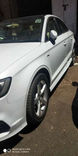 Audi A3 35 TDI Premium + Sunroof, 2016, Diesel