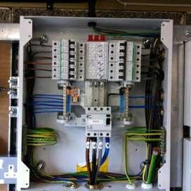 Service instalasi listrik dan bangunan