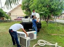 Service Kulkas AC Mesin cuci dan TV Panggilan