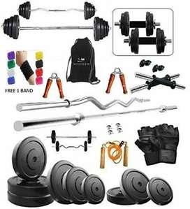 50kg Home Gym Set | Hurry| Limited Stocks