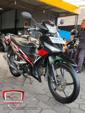 Honda Supra X 125-2015 FI.Plat N Kota.Pajak Panjang.Warno Mustika