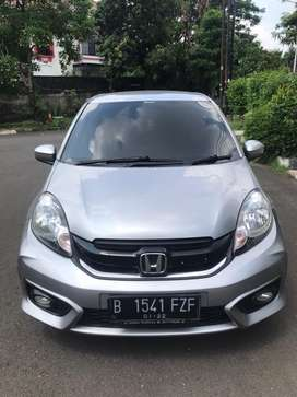 Di jual Honda brio 1.2 AT (2017)