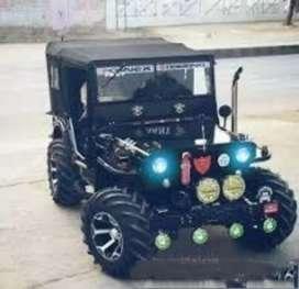 Guru Nanak Jeep Motors Garage