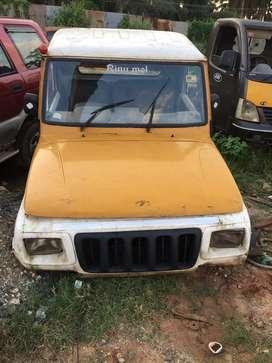 Mahindra bolero cab
