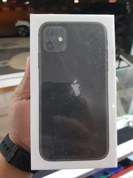 iPhone 11 128GB Black, New, Resmi tAm Indonesia, Bisa Tuker Tambah