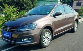 Volkswagen Vento 2013-2015 1.5 TDI Highline AT, 2016, Diesel