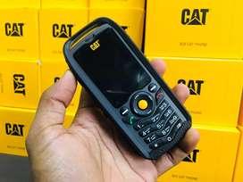 CAT B25 Original Importd Dual Sim Rugged Key Pad Phone At 4044