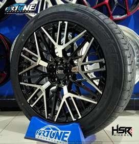 paket murah HSR Velg benawa Ring 18 buat innova xpander xtrail