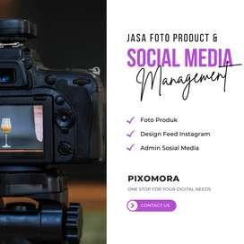 Jasa Foto Produk & Design Sosial Media