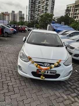 Hyundai Verna  good condition price negotiable