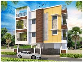 Lovable 2BHK New Approved Flats for Sale in Sithalapakkam