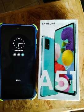 Samsung A51 6/128 mulus.