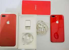 Iphone 7 Plus 128GB 10/10 Red (Product)