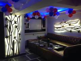 One of the best running restaurant in in Gurgaon cyber city