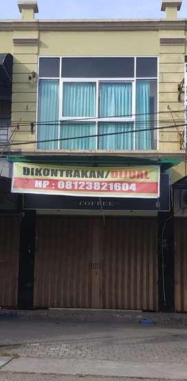 (JUAL CEPAT) Ruko 2 Lantai di Caturwarga