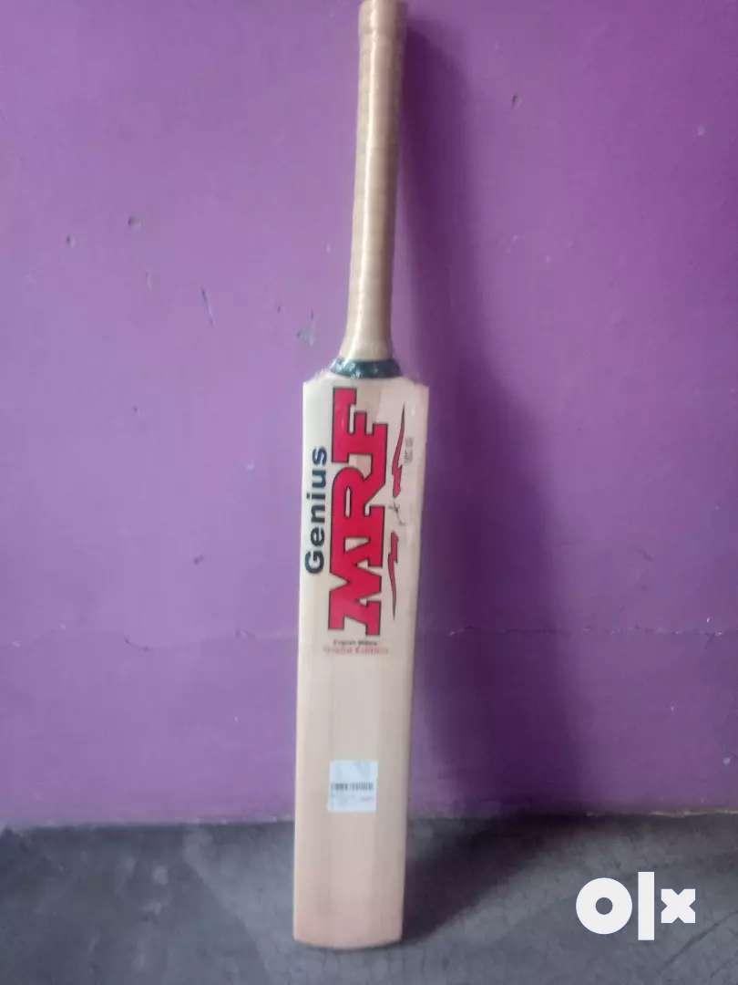 Brand New cricket leather bat 0