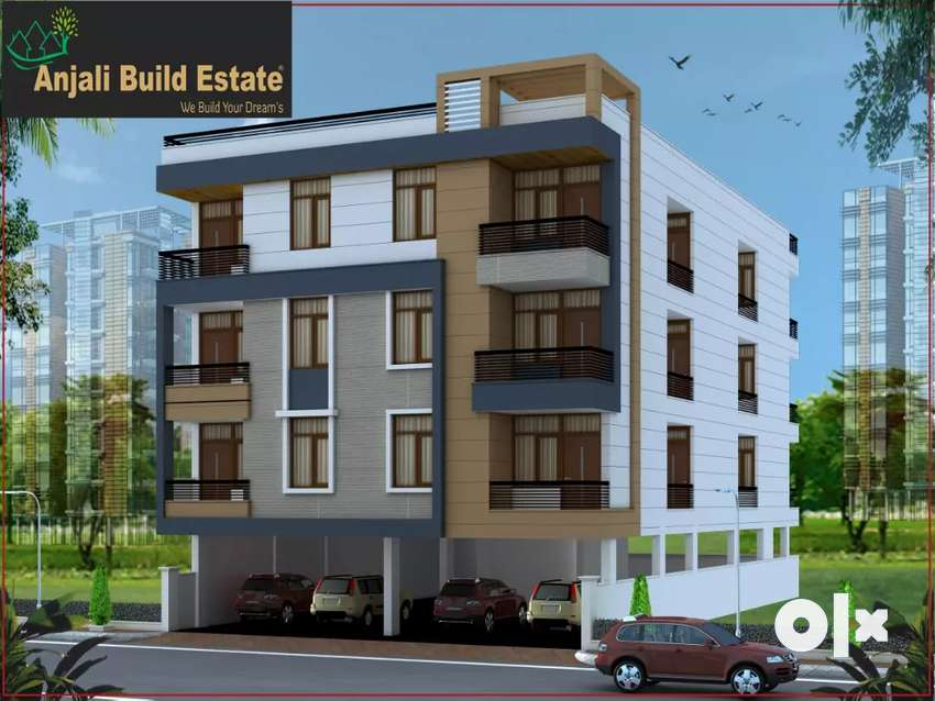 3 BHK luxurious flat in gandhipath west Vaishali Nagar Jaipur 0