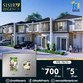 Sisir Regency Kota Wisata Batu Malang Start 600 Juta