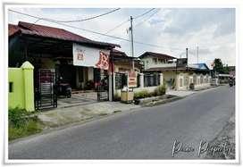 Rumah Siap Huni tipe 140/220 di Jalan Tiung