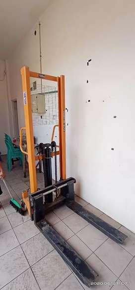 Fork Lift/Forklift tangan/manual 1Ton