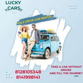 Self drive car in Rajkot