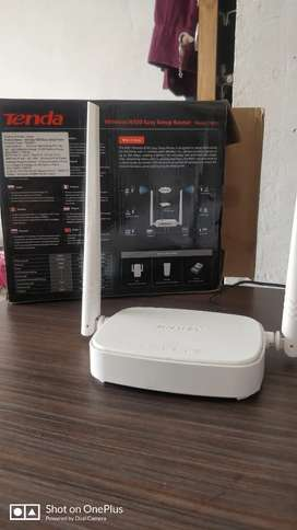 Tenda Wifi router N301