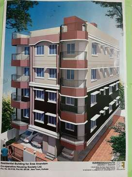 hidco allotted mig cooperative flat sale at smart city newtown AA-I,