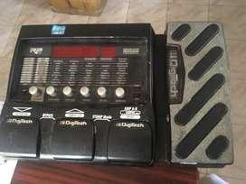 Digitech RP355 Guitar Processor