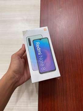 Xiaomi Redmi Note 8 4/64 Neptune Blue New Segel (1)
