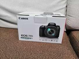 Canon EOS 77D EF-S 18-155 IS USM Kit BNIB