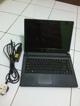 ACER 4749z Second Mulus