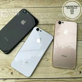 Housing casing case iphone 8 untuk iphone 6/6s